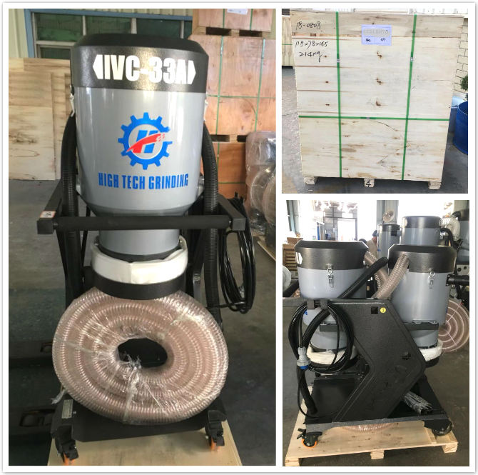 Powerful industrial dust cleaner equipment
