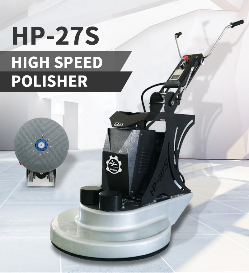 Best 220v and 380v floor buffing machine