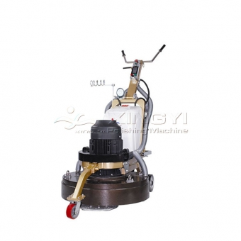 concrete floor polisher