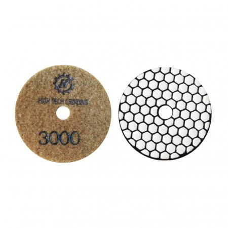 Model:HTG-XMDSegment Size:3/4inch(Diameter)3mm(Thickness)Grit:#50 #100 #200 #400 #800 #1500 #3000Application:Dry