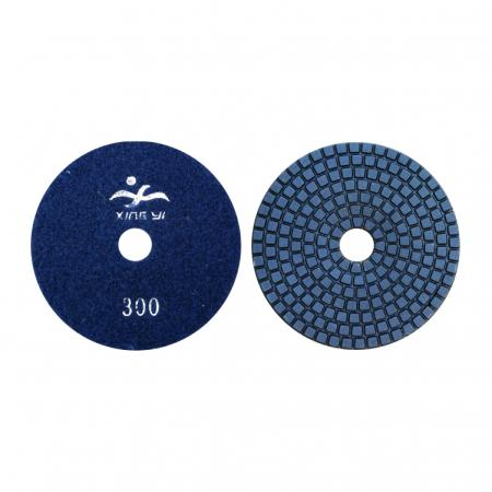 wet polishing floor pad