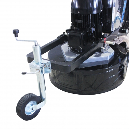 high speed floor polisher