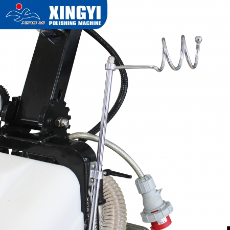 floor surface polisher machine