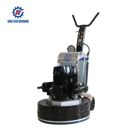 800-4A Accurate floor grinding and polishing machine