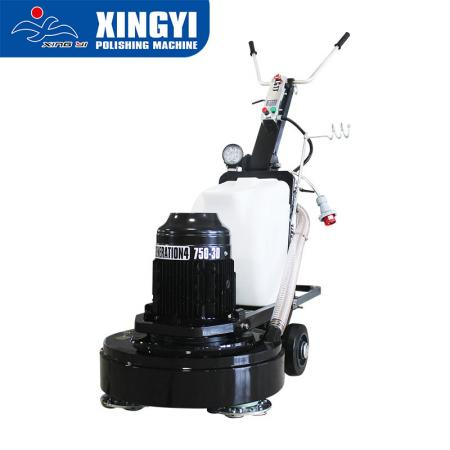 750-3D Walk-behind floor grinding machine