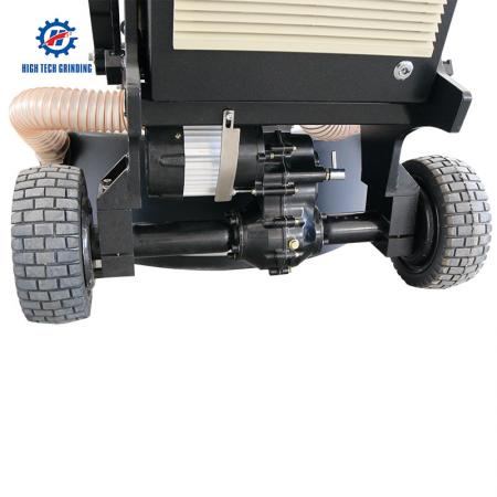 800-4A Semi-automatic floor surface grinder