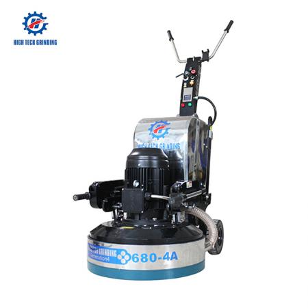 680-4A Semi-automatic floor grinding machine system