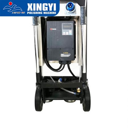 500-4i Versatile diamond floor grinding machine